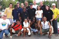 PADI IDC with Chris Owen and Sea Bees in Phuket.